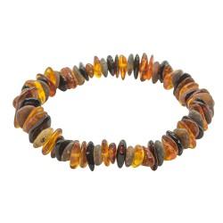 Ámbar multicolor pulsera