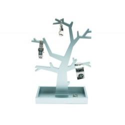Storage Tree for Jewelry - Silver