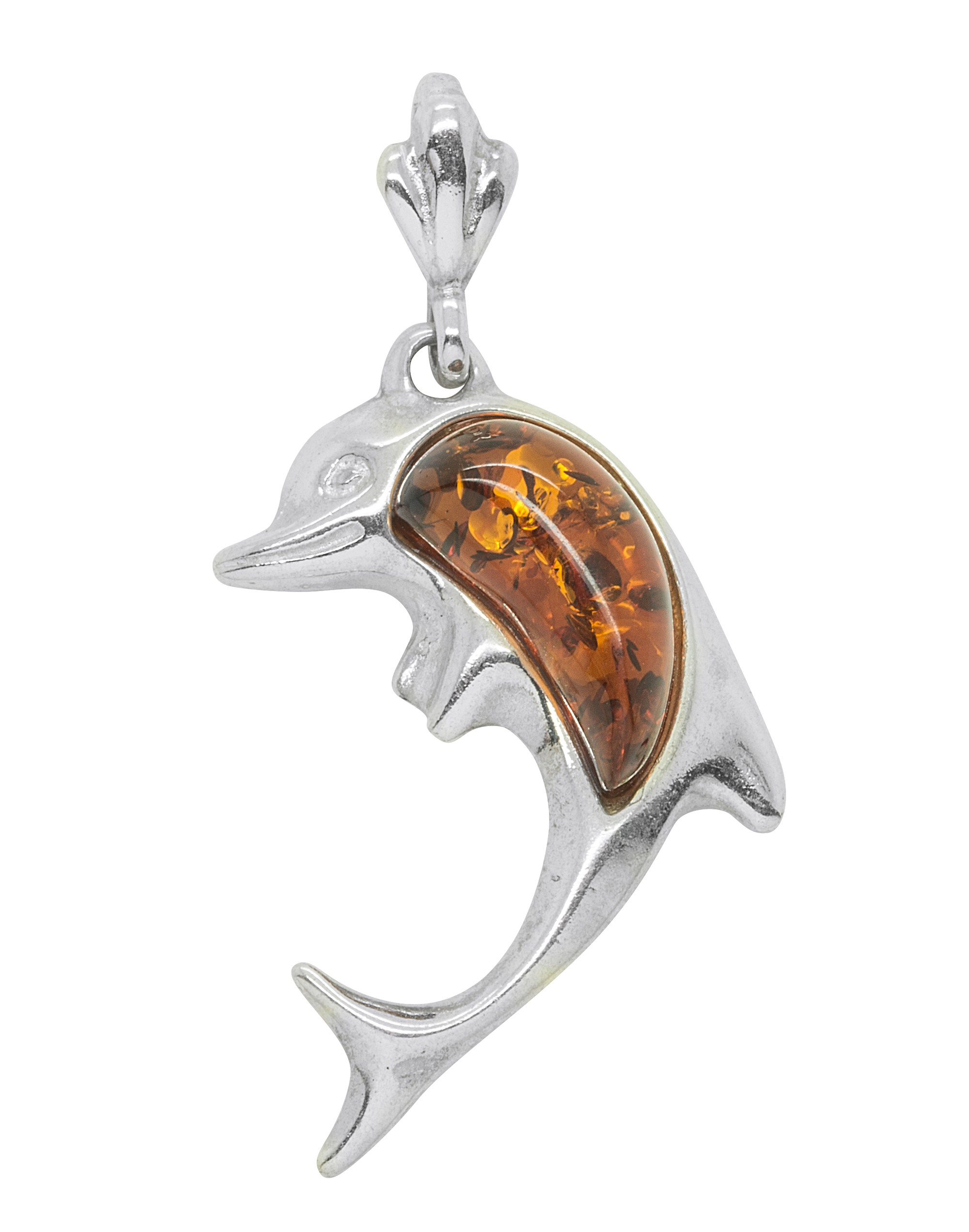 life dw sea jewelry dolphin cable hawaiian pendant