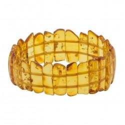 NATURAL amber color bracelet