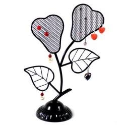 Jewelry Tree Display Stands, Black