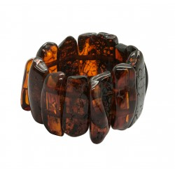 Ring all amber cherry color