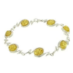 Lemon Bernstein Armband - Frauen - Silber