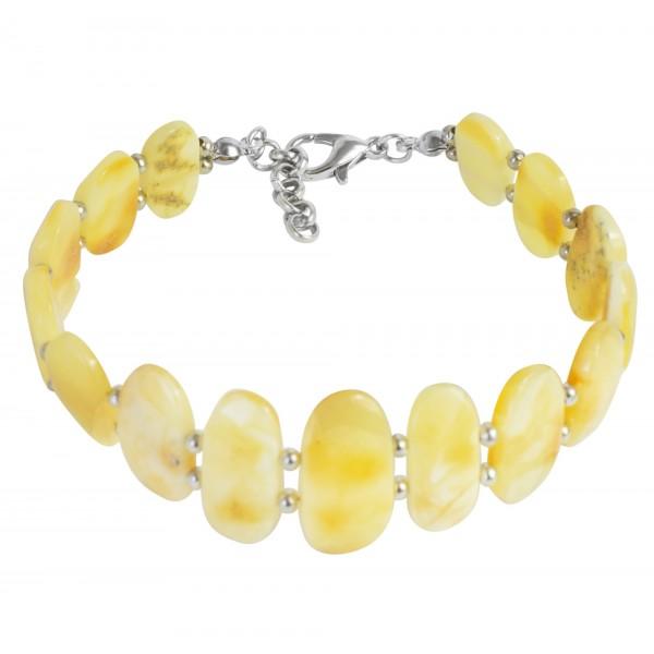 Bracelet d'ambre Royal naturel